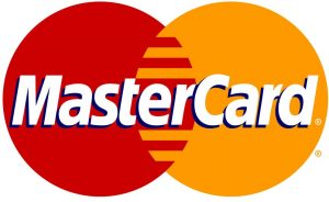 MasterCard orange and yellow circles
